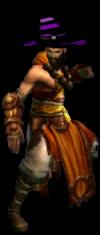 Wicked Gen Monk
