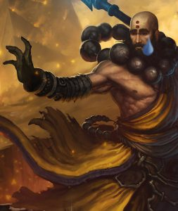 RIP D3 Gen Monk for Season 10 replaced with Lightning Hydra Wizard