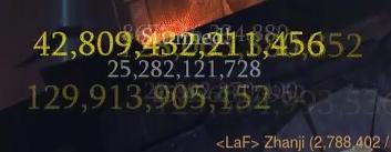Lightning Hydra Wizard Damage