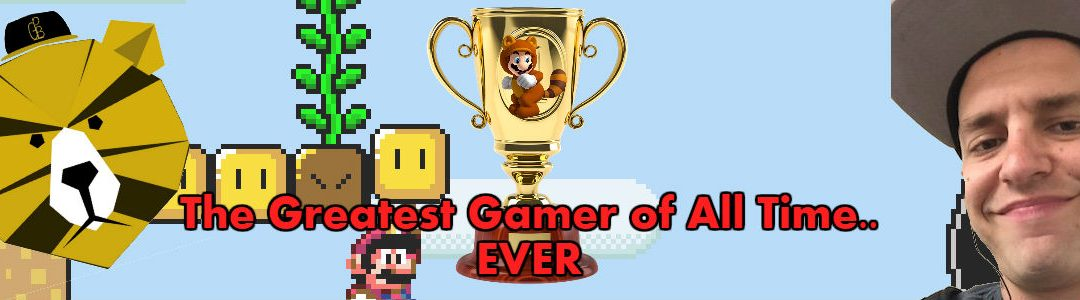 Grand Poobear is the greatest gamer of all time ever