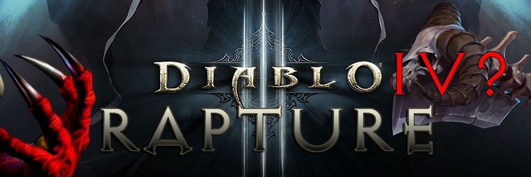 Diablo 4: Rapture to be Announced at E3 2018